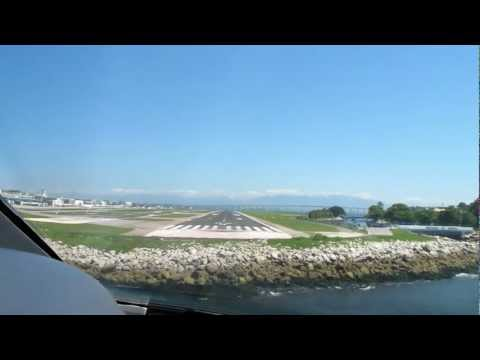 Approach and Landing at Rio de Janeiro - Santos Dumont