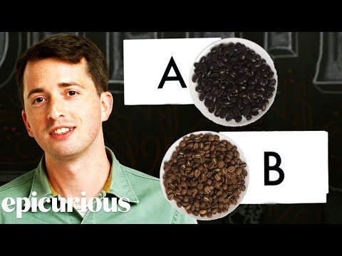 Coffee Expert Guesses Cheap vs Expensive Coffee