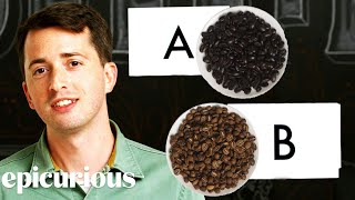 Video Coffee Expert Guesses Cheap vs. Expensive Coffee | Price Points | Epicurious MP3, 3GP, MP4, WEBM, AVI, FLV September 2018