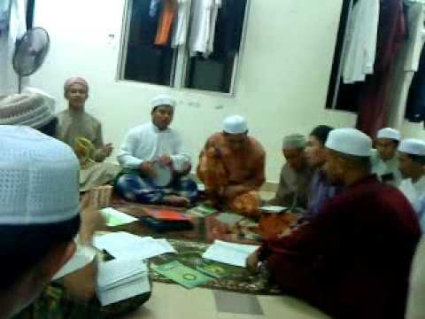 Dervish Mawlid Ensemble (Dibaie Devotion) – Qasidah-Blok B