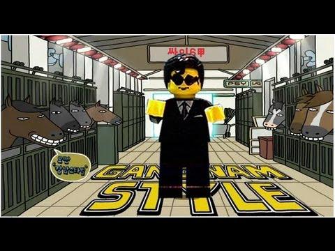 Video PSY - LEGO GANGNAM STYLE (강남스타일) M/V download in MP3, 3GP, MP4, WEBM, AVI, FLV January 2017