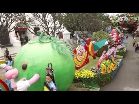 Suoi Tien Theme Park 2015 - Merry Christmas