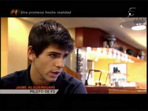 Reportaje Jaime Alguersuari