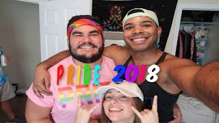 Video Orlando PRIDE 2018 Vlog | Jonathon Does...the MOST MP3, 3GP, MP4, WEBM, AVI, FLV Oktober 2018