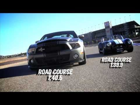 cobra - Hot Rod Magazine took the two best Shelby vehicles of all time, the 427 Cobra and the new 2011 GT500 Super Snake, to Las Vegas Motor Speedway to find out whi...