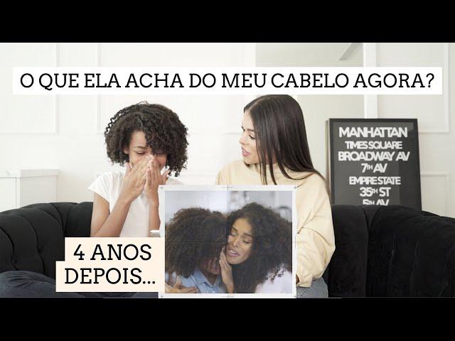 REAGINDO AO VÍDEO COM MINHA PRIMA... MAIS DE 1M DE VIEWS! | RAYZA NICÁCIO - Rayza Nicácio