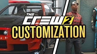 Skyline GTR & Player Customization, HOUSE UPGRADES & PHOTO MODE | The Crew 2 Gameplay