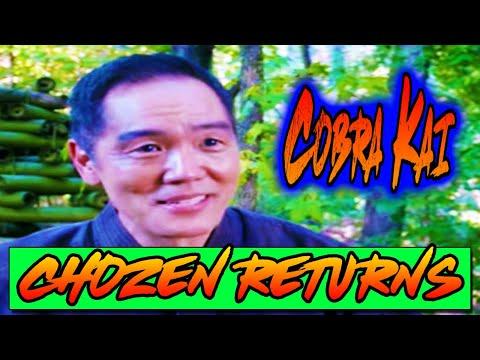 CHOZEN RETURNS AND THIS IS WHY! (Cobra Kai Season 4 Explained)