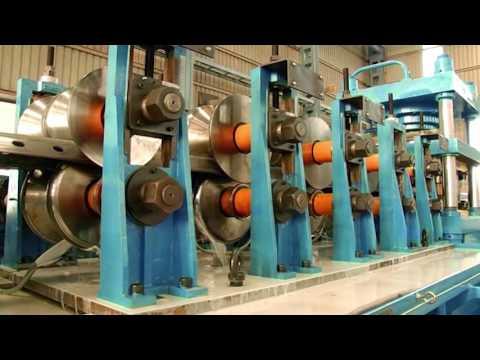 Samco Machinery Crash Barrier Rollforming Line
