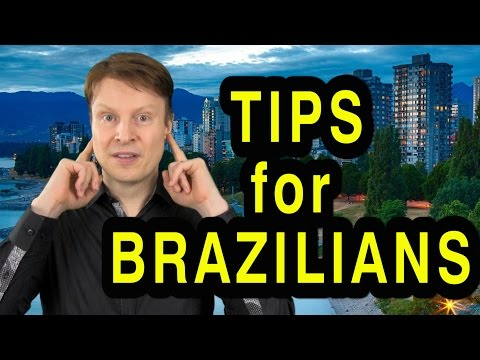 Learn English | Pronunciation | Brazilians | Lesson 3