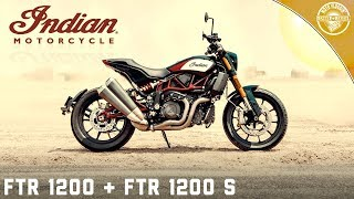 2. 2019 Indian FTR 1200 and FTR 1200 S