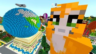 "Stampy's ""Lovelier"" World - Flower Power - Funland Tour - Part 4"