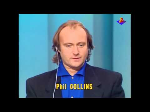 Genesis interview French TV 1991