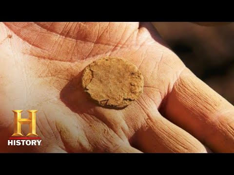 The Curse of Oak Island: CRUCIAL CLUE Reveals Human Activity at the Swamp (Season 8) | History