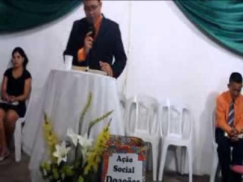 Pregação Dã Felipe Culto de Adolescente Monte Horebe ICEPAD