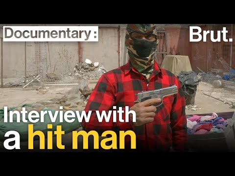 Mexico: Interview with a Hired Assassin