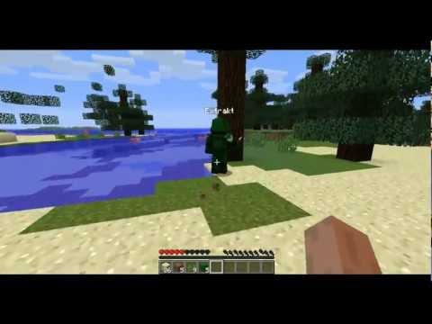 Minecraft - Жизнь в лесу # 1