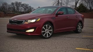 Reviewed: 2012 Kia Optima Turbo