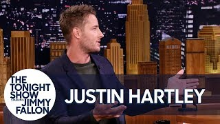 Video Justin Hartley's Daughter Screams Innocently Embarrassing Things at Him in Public MP3, 3GP, MP4, WEBM, AVI, FLV September 2018