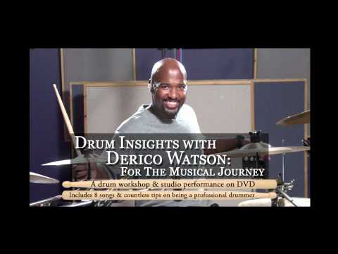 Drum Insights with Derico Watson Trailer