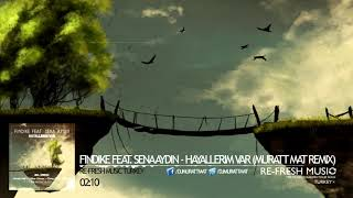 Findike & Sena - Hayallerim Var ( Muratt Mat Remix ) [Re-Fresh Music Records]