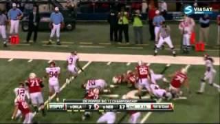 Ronnell Lewis vs Nebraska