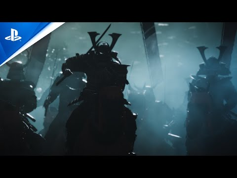 Ghost of Tsushima - Gameplay #PlayStationE3 2018 - VOSTFR
