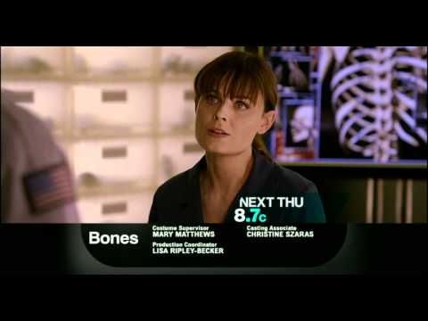 WillySpooky - Promo to the next Episode of Bones 6x09