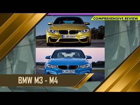 BMW M3 & M4 | Specifications and Price | Auto Report : TV5 News