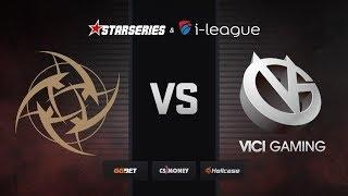 [RU] NiP vs ViCi | Map 1 – Overpass | StarSeries i-League Season 7