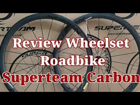 Riview Wheelset ROADBIKE Superteam Carbon 2019 - Gowes Hepi DhonyRenny