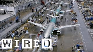 Video How Boeing Builds a 737 Plane in Just 9 Days | WIRED MP3, 3GP, MP4, WEBM, AVI, FLV April 2019