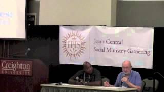Jesuit Central Social Ministry Gathering - Bill Creed&Wayne Richard
