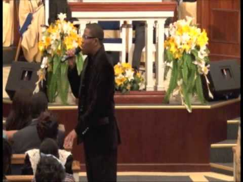 Prophet Brian Carn @ Healing & Deliverance Crusade 2011 Part Two