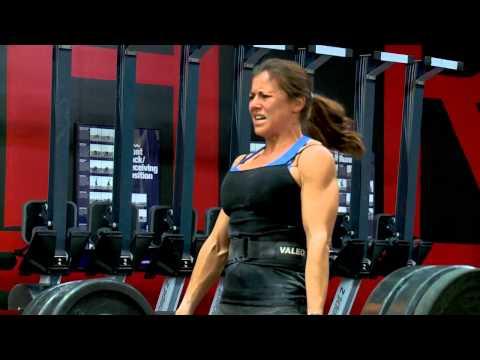 CrossFit – Meet Nicole Gordon