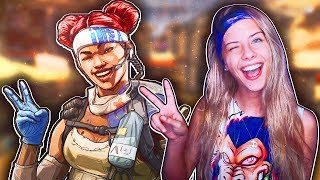 FIRST TIME PLAYING APEX LEGENDS (I am PRO *no sarcasm*)