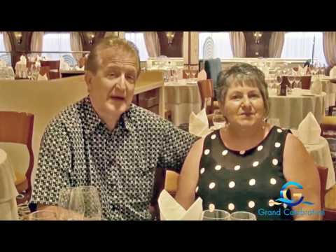 Testimonials from Travelers on their Cruise Experiences 041017