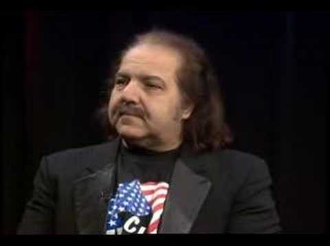 Ron Jeremy interview on local morning TV Video