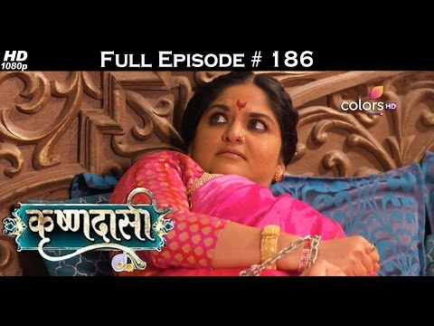 Krishnadasi - 10th October 2016 - कृष्णदासी - Full Episode (HD)
