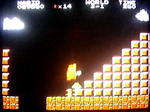 The Unlimited 1 Up Trick On Super Mario Brothers
