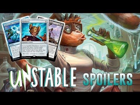 Daily Unstable Spoilers — November 17, 2017 | Kindslaver, Very Cryptic Command