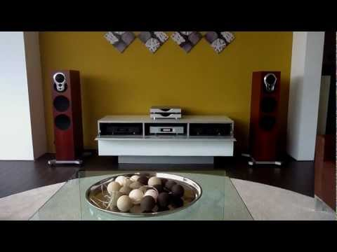 Linn high-end setup