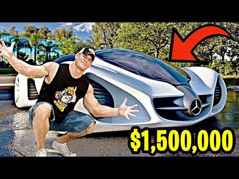 10 Items John Cena Owns That Cost More Than Your Life...