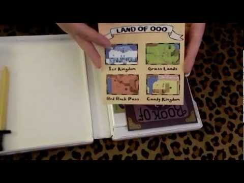Adventure time video game unboxing hey ice king why did you steal our garbage collectors edition 3ds