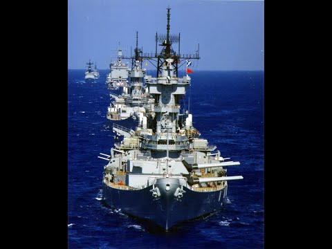 USNM Interview of Bruce Cromell Part One Joining the Navy and PacEx 89 on the USS Missouri