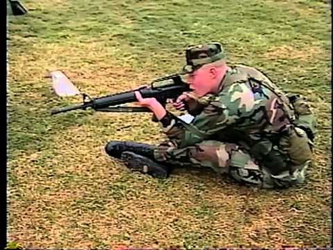 Rifle - How to correctly shoot a gun - Shooting Lessons from the United States Marine Corps - Official Military Firearms Training Video! Fire a gun with precision & ...