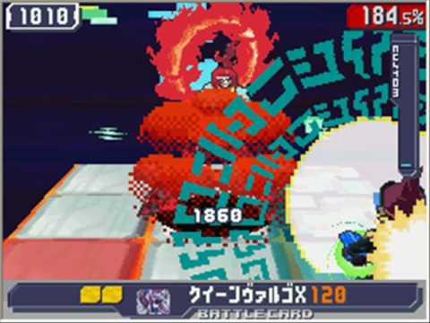 Ryuusei No Rockman 3 Black Ace: Apollo Flame