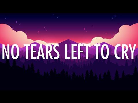Ariana Grande – No Tears Left To Cry🎵