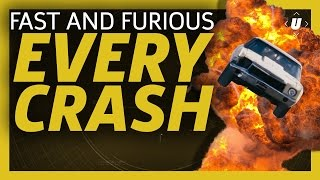 Nonton Every Crash From The Fast And Furious Franchise! Film Subtitle Indonesia Streaming Movie Download
