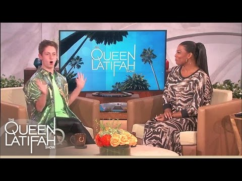 Jordan - Viral Sensation Brendan Jordan, sits down with the Queen and is in for quite a surprise! SUBSCRIBE: http://bit.ly/QLsubscribe About Queen Latifah: Queen Latifah is a musician, award-winning...